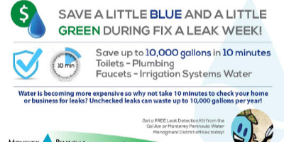 Save 10,000 Gallons in 10 Minutes!