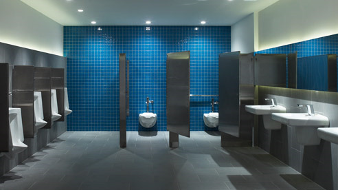 commercial bathroom - Commercial Bathroom