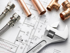 Plumbing-Equipment-On-House-Plans