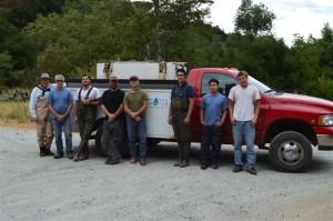 Steelhead Rescue Team