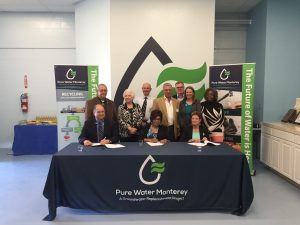 WPA Signing Ceremony